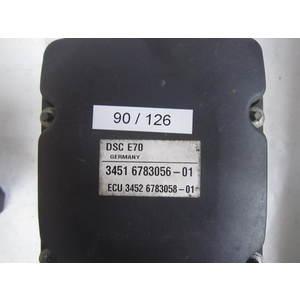 Pompa ABS Bosch 0265250200 0 265 250 200 0 265 960 300 0265960300 3451 6783056-01 3451678305601 3452 6783058-01 3452678305801 BMW X 5