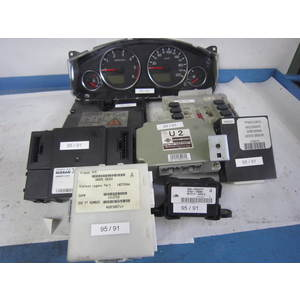 Kit Motore Nissan PATHFINDER 23710 EC01B - MB275800-6713 33084 3X01A - A58-000 XC8 VP5NFF-10A855-AC 5WK4 8920 - 284B2 EB 31A 98800 EB300 - 47931-EB30A - 284B6EB30C