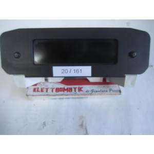 display sagem 9650242977 21673628 citroen / peugeot generica 206 1.4