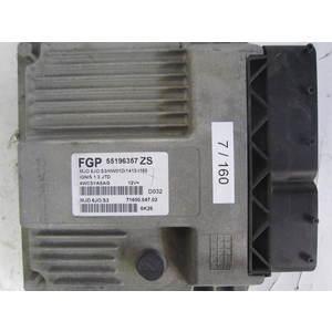 1 - centralina motore magneti marelli 55196357 mjd 6jo.s3 mjd6jos3 4wcs6e22f 71600.047.02 7160004702 hw01d/1412-i182 hw01d1412i182 suzuki diesel ignis 1.3