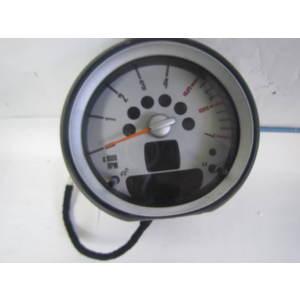 40-219 quadro strumenti / contachilometri mini 9 160 218 bm-0505-022 sw 73-50-00 mini cooper