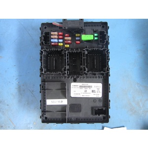 50-169 body computer bosch hu5t-15604-bcl a13460788 f005 v0 2504 ford fiesta