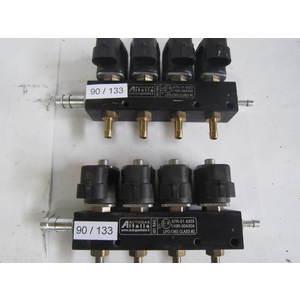 90-133 rampa iniettori gpl aitalia ig1 rail 67r-01 4303 110r-004304 lpg-cng class 2 generica varie