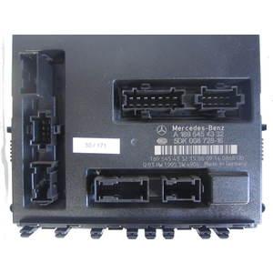 50-171 body computer hella kg a 169 545 43 32 5dk 008 728-16 hw 1905 sw 4904 mercedes benz varie