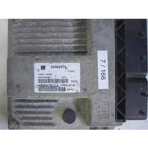 7-166 centralina motore magneti marelli 55563974 mjd 602.y6 33920-72kp0 71600.147.00 suzuki swift