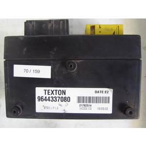 70-159 modulo controllo tetto elettrico texton 9644337080 bte1-f1.0 citroen / peugeot 206