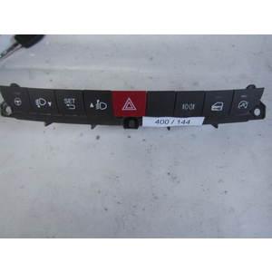 400-144 pulsantiera interruttori centrale alfa romeo / fiat / lancia f 330 4797 01 alfa romeo / fiat / lancia 500
