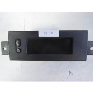 20-178 display johnson controls 28115451-6 13 284 430 565412769 opel corsa