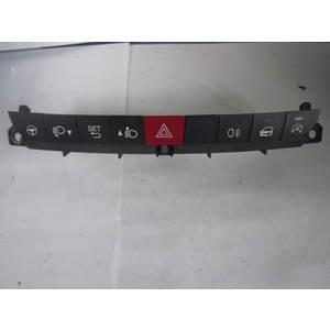 400-152 pulsantiera interruttori centrale alfa romeo / fiat / lancia 735591877 alfa romeo / fiat / lancia 500