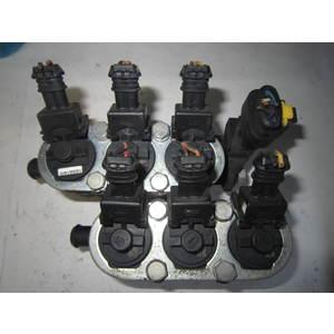 90-153 rampa iniettori gpl med 110r-000057 67r-010233class2 0 261 230 373 6 cilindri generica