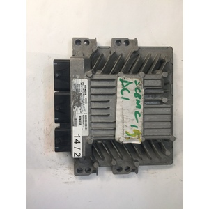 Centralina Motore Siemens S122326109A S122326109 A 8200565863 8200565863 8200592611 8200592611 SID301  __  RENAULT  MEGANE 1.5 DCI