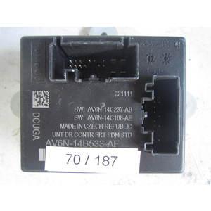 Modulo Apri/Chiudi porte Fomoco A2C53304051 A2C-53304051 AV6N-14B533-AF AV6N14B533AF FORD FOCUS