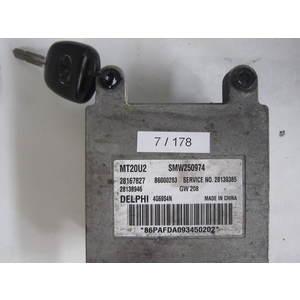 Centralina Motore Delphi 4G69S4N SMW250974 28167827 28138946 MT20U2 GREAT WALL Benzina HOVER