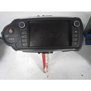 20-191 Schermo Radio / Display / Navigatore Fujitsu 86140-0D220 861400D220 138000-5020E101 1380005020E101 FT0053B TOYOTA Generica YARIS