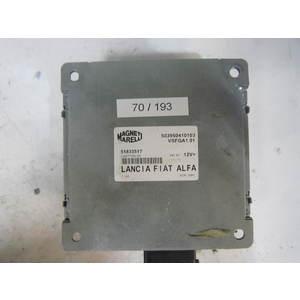 70-193 Modulo Nav Radio CD Player Magneti Marelli 51833517 503950410103 VSFGA1.01 90W ALFA ROMEO / FIAT / LANCIA VARIE