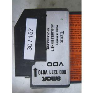 30-157 Centralina Airbag Temic 000 1211 V010 0001211V010 SMART Generica FORTWO 450