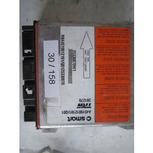 30-158 Centralina Airbag TRW A 451 901 21 01 / Q01 A4519012101Q01 391270 SMART Generica FORTWO 451 1.0