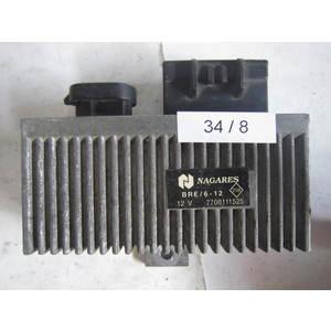 34-8 Centralina Accensione Nagares 7700111525 BRE/6-12 BRE612 RENAULT VARIE