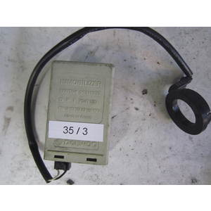 35-3 Centralina Immobilizer Chevrolet 95315230 7541120 DAEWOO Generica MATIX