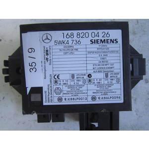 35-9 Centralina Immobilizer Siemens 5WK4 736 5WK4736 168 820 04 26 1688200426 MERCEDES BENZ Generica CLASSE A