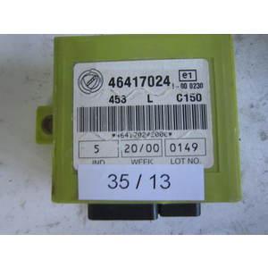 35-13 Centralina Immobilizer Alfa Romeo / Fiat / Lancia 46417024 453 L C150 453LC150 VARIE