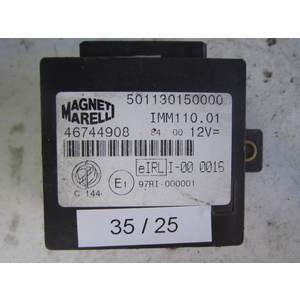 35-25 Centralina Immobilizer Magneti Marelli 46744908 501130150000 IMM110.01 ALFA ROMEO / FIAT / LANCIA VARIE