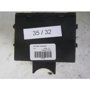 35-32 Centralina Immobilizer Valeo 89780-05040 8978005040 LH 346.3 LH3463 73667912 TOYOTA Generica AVENSIS