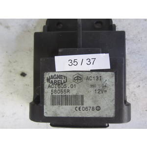 35-37 Centralina Immobilizer Magneti Marelli ACI605.01 ACI60501 58055R AC13I PIAGGIO Generica X 9