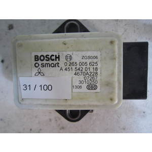 31-100 Sensore Antimbardata Bosch 0 265 005 625 0265005625 A 451 542 01 18 A4515420118 4670A228 ALFA ROMEO / FIAT / LANCIA Generica DUCATO