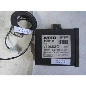 35-4 Centralina Immobilizer Bosch 41221184 F005 V0 0333 F005V00333 F005 V0 0389 500338939 ALFA ROMEO / FIAT / LANCIA Diesel DAILY