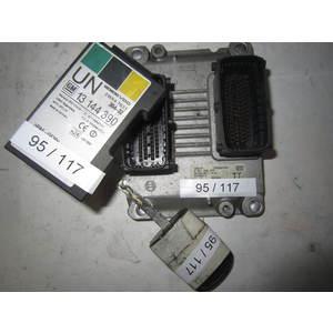 95-117 Kit Motore Bosch 0 261 208 255 0261208255 55353613 1039S07352 5WK4 7631 13144930 OPEL Benzina MERIVA 1.4