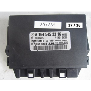 37-16 Centralina sensori parcheggio Bosch 0 263 004 226 0263004226 A 164 545 33 16 A1645453316 FD07M05 HW05.04 / SW26.06 MERCEDES BENZ Generica ML