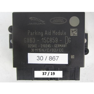 37-19 Centralina sensori parcheggio Land Rover 6X63-15C859 6X6315C859 D25KE-310245 D25KE310245 Diesel EVOQUE