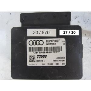 37-20 Centralina sensori parcheggio TRW 8K0 907 801 F 8K0907801F A2C53329520 AUDI VARIE