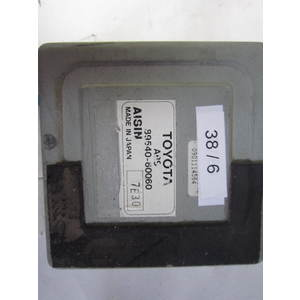 38-6 Centralina ABS ESP HBA Aisin aw co.LTD 89540-60060 8954060060 TOYOTA Diesel LAND CRUISER 3.0