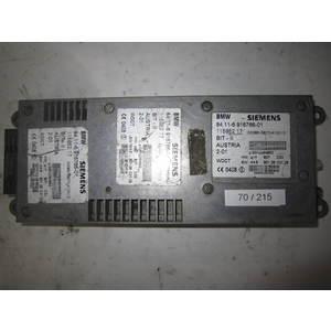 Centralina Bluetooth Siemens 8411691676601 84.11-6 916766-01 115852 17 11585217 BMW VARIE