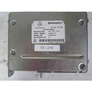 Centralina Bluetooth Continental A2118701885 A211 870 18 85 UH06MM01FC MERCEDES BENZ CLASSE E