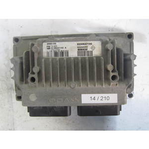 14-210 Centralina Cambio Automatico Siemens S126027102 A S126027102A 8200647195 8200563399 T2005 S122751101 A1 RENAULT VARIE