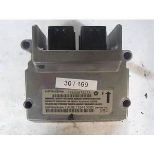 30-169 Centralina Airbag Chrysler P56038792AA 39754C JEEP VARIE
