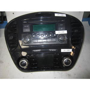 20-206 Consolle Comandi Centrale Nissan 28185BH30D AGC-0071RF AGC0071RF 248451KB0A/12GF 248451KB0A Generica JUKE