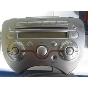 20-207 Autoradio Nissan PN-3201M-B PN3201MB 28185 1HA0A 281851HA0A Generica MICRA