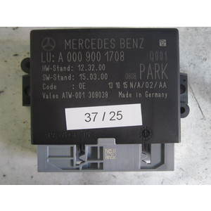 37-25 Centralina sensori parcheggio Mercedes Benz A 000 900 1708 A0009001708 HW 12.32.00 HW123200 SW 15.03.00 VARIE