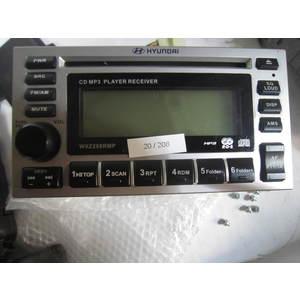 20-208 Autoradio Hyundai WXZ268RMP Generica SANTA FE