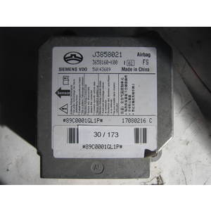 30-173 Centralina Airbag Siemens 5WK43689 J3858021 3658160-K00 GREAT WALL Generica HOVER
