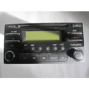 20-211 Autoradio Nissan AGC-3220YF-B AGC3220YFB 281853HN4C Generica MICRA JUKE