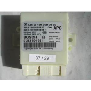 37-29 Centralina sensori parcheggio Bosch 0 263 004 361 0263004361 A 169 900 00 00 A1699000000 A1695456432 A1699020800 MERCEDES BENZ