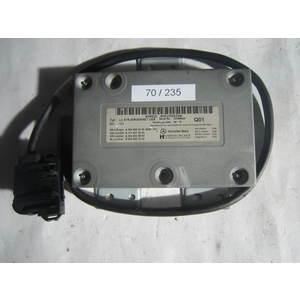 70-235 Modulo Interfaccia Multimediale Harman LU STEUERGERAET UGS LUSTEUERGERAETUGS A 204 900 03 00 A2049000300 MERCEDES BENZ