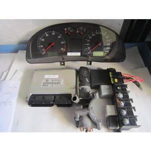 95-131 Kit Motore Volkswagen 0 261 204 875 0261204875 8D0 906 018 F 8D0906018F 4 BG 905 851 G750669H 110.008.920/027 Benzina PASSAT 1.8