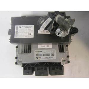 95-140 Kit Motore Mini 0 261 S04 563 0261S04563 DME 7 589 971 DME7589971 1039S27503 3135-9147221-01 CAS3 5WK4 9513XBR Benzina COOPER 1.6