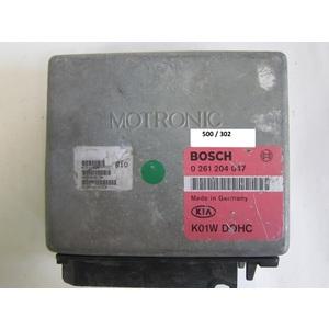 Centralina Motore Bosch 0261204047 0 261 204 047 K01W DOHC K01WDOHC KIA Sportage